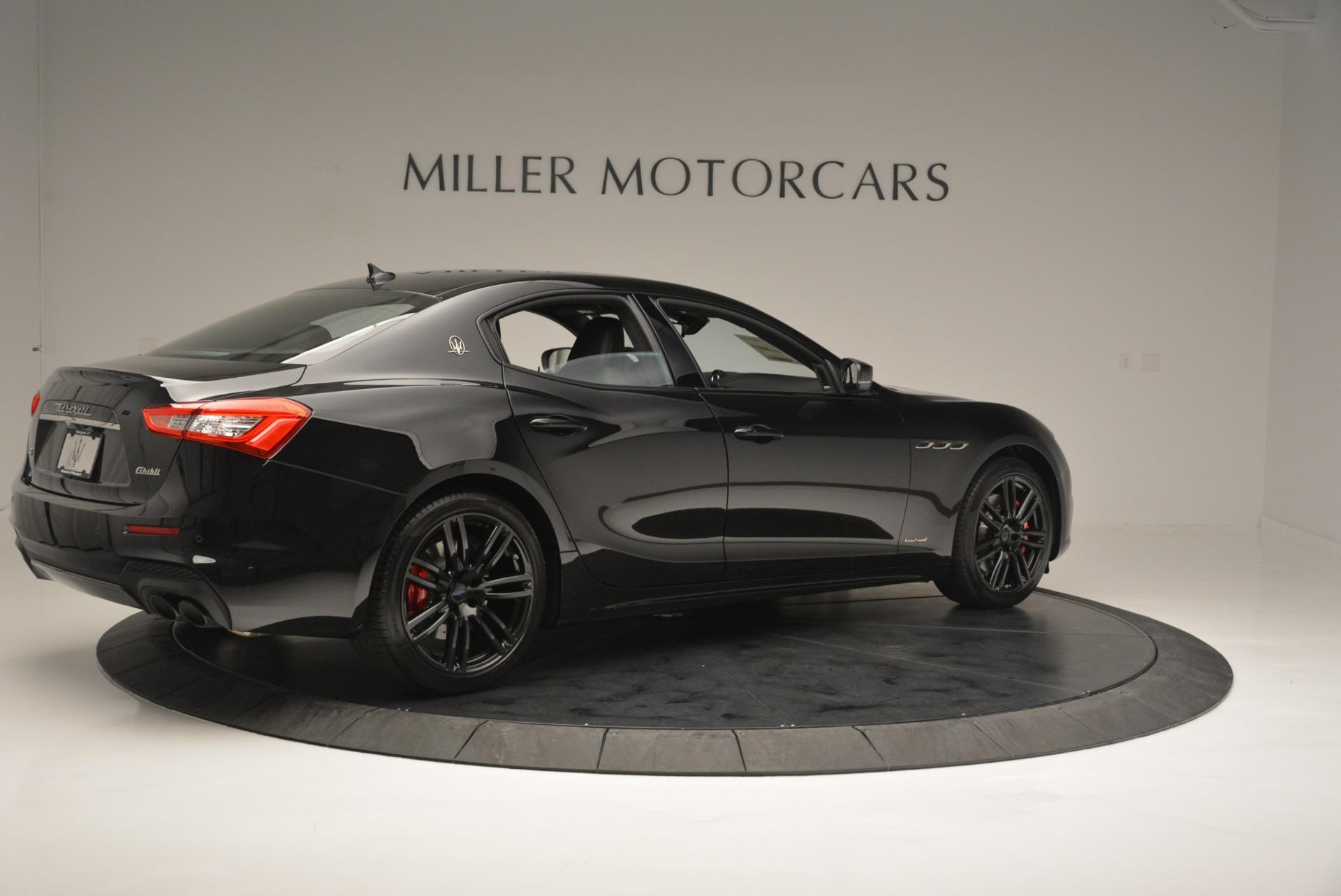 New 2018 Maserati Ghibli SQ4 GranSport Nerissimo | Greenwich, CT
