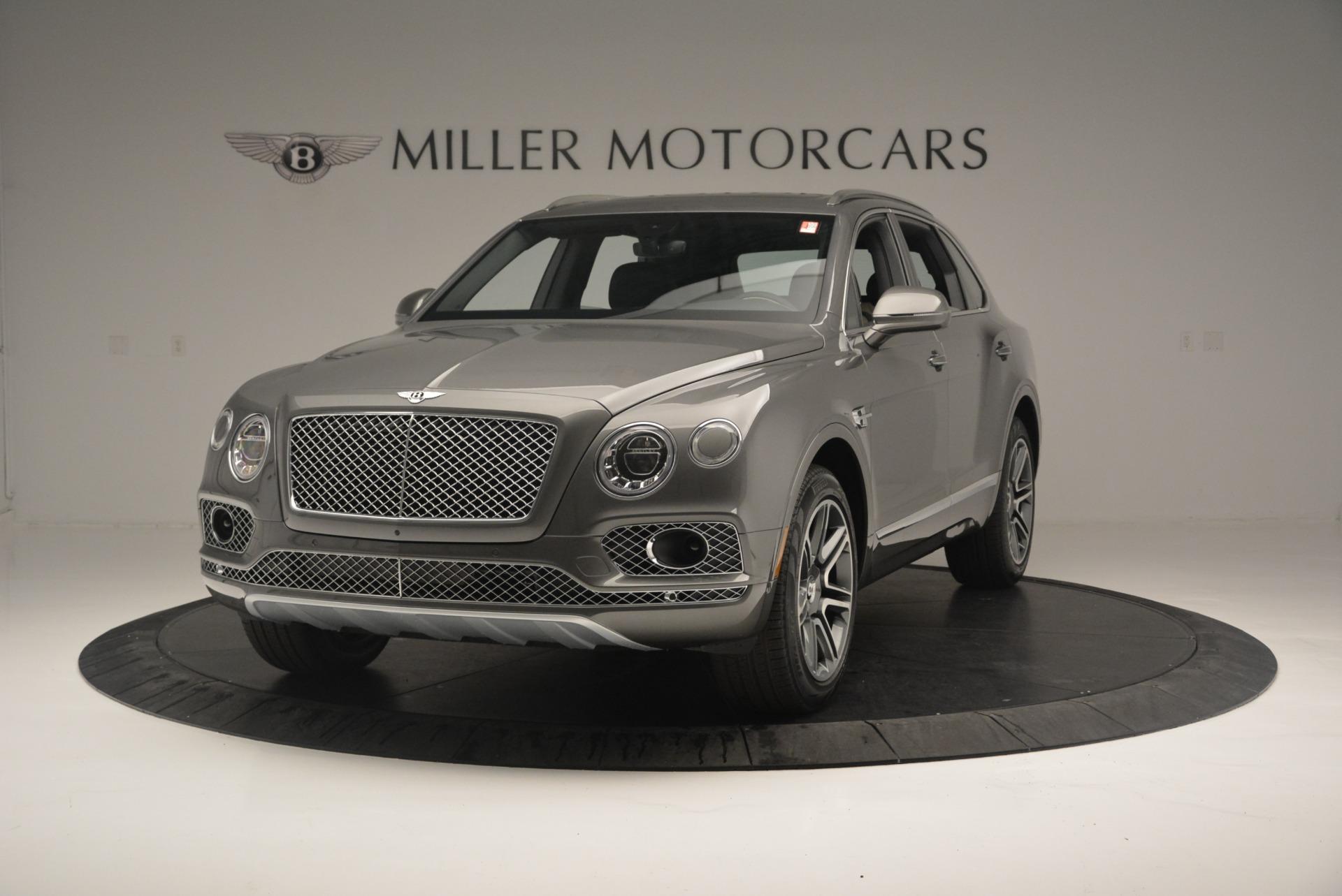 New 2018 Bentley Bentayga W12 Activity | Greenwich, CT