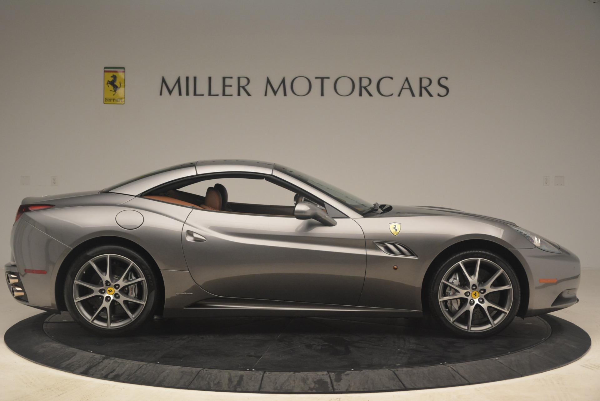 Used 2012 Ferrari California    Greenwich, CT