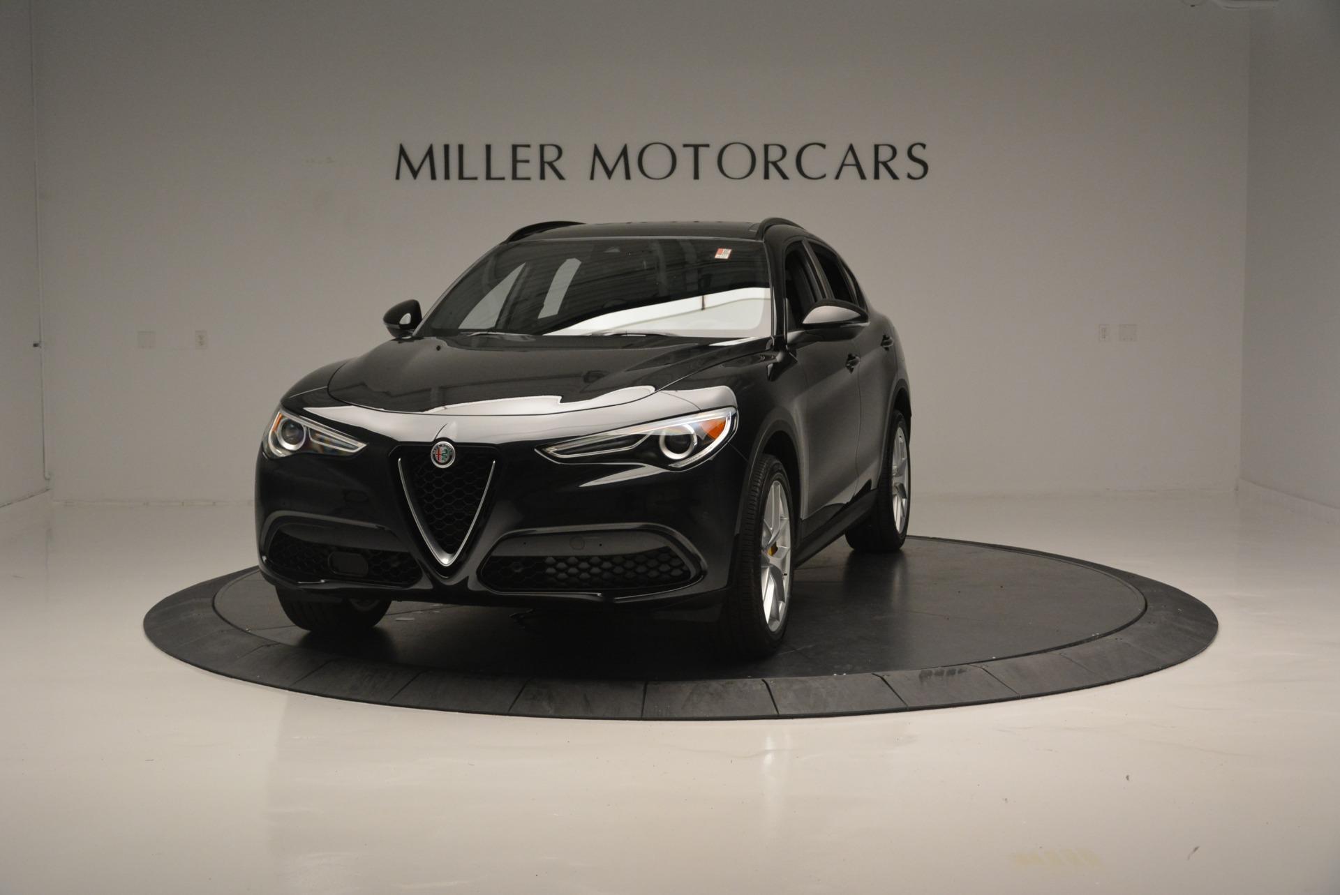 New 2018 Alfa Romeo Stelvio Ti Sport Q4 | Greenwich, CT
