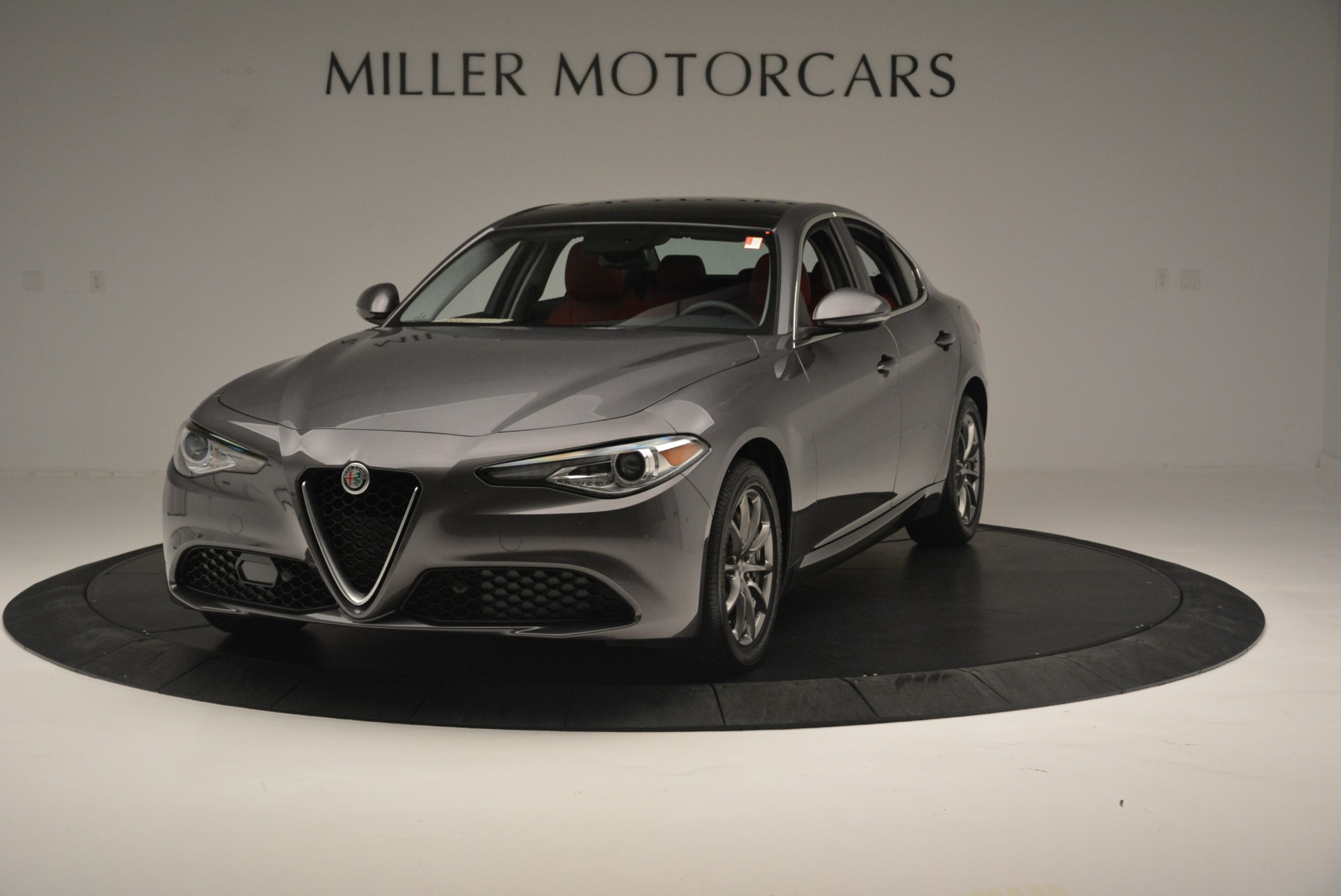 New 2018 Alfa Romeo Giulia Q4   Greenwich, CT