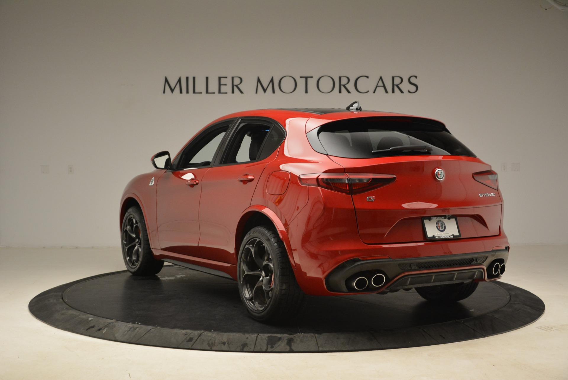 New 2018 Alfa Romeo Stelvio Quadrifoglio   Greenwich, CT