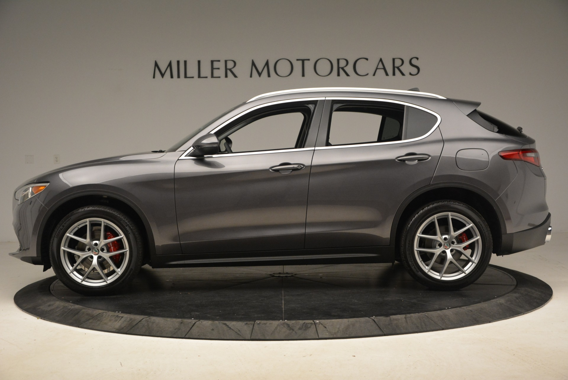 New 2018 Alfa Romeo Stelvio Ti Q4 | Greenwich, CT