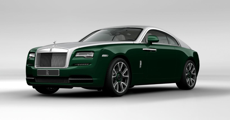 Used 2018 Rolls-Royce Wraith    Greenwich, CT