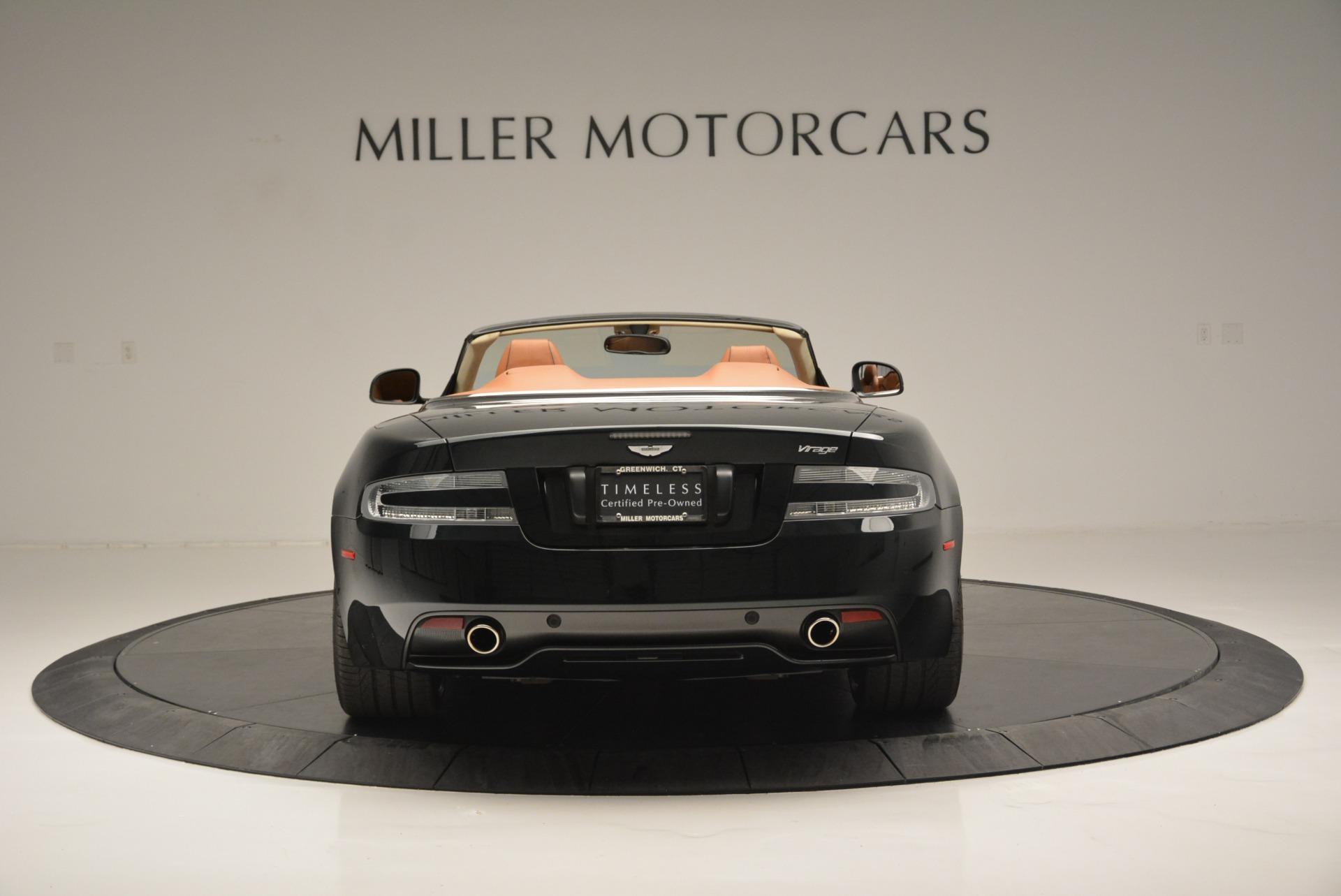 Used 2012 Aston Martin Virage Volante | Greenwich, CT