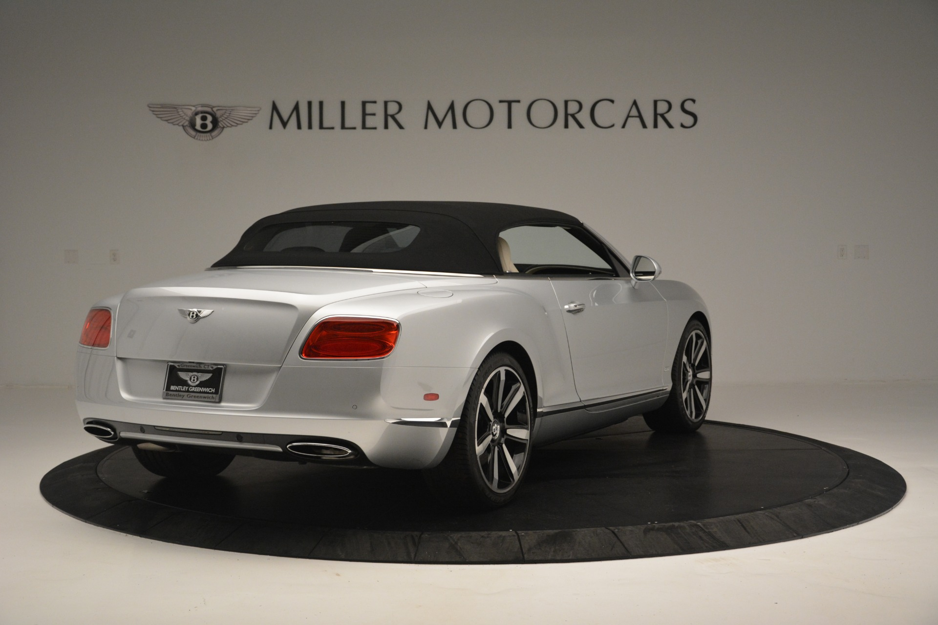 Used 2013 Bentley Continental GT W12 Le Mans Edition | Greenwich, CT