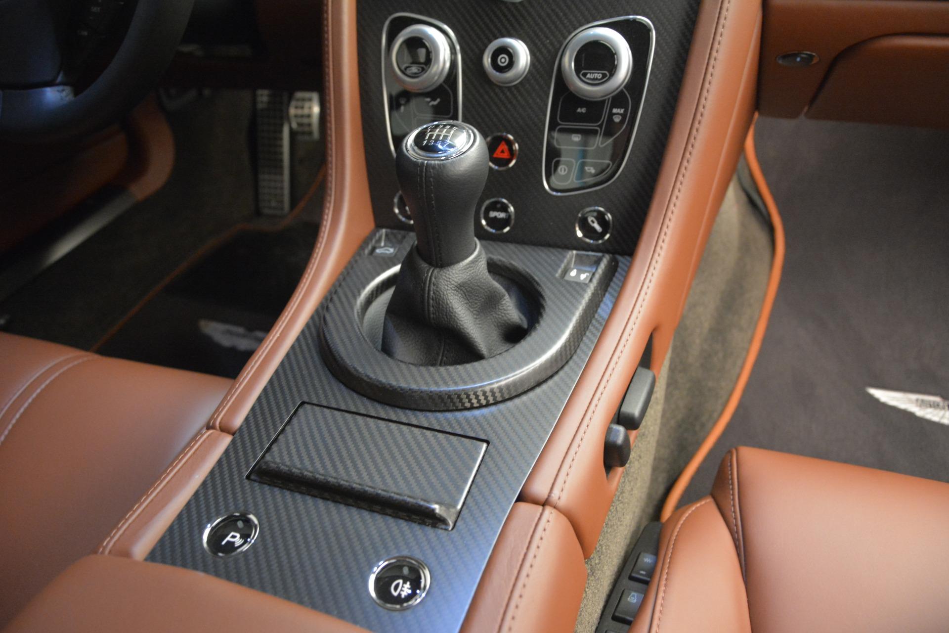 Used 2017 Aston Martin V12 Vantage S  | Greenwich, CT