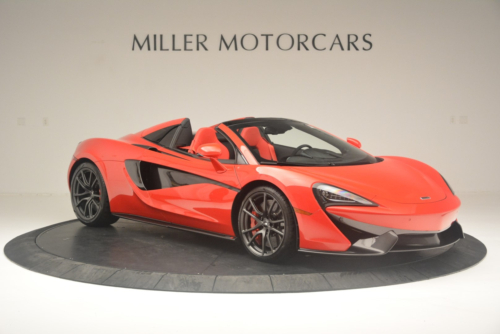 New 2019 McLaren 570S Spider Convertible | Greenwich, CT