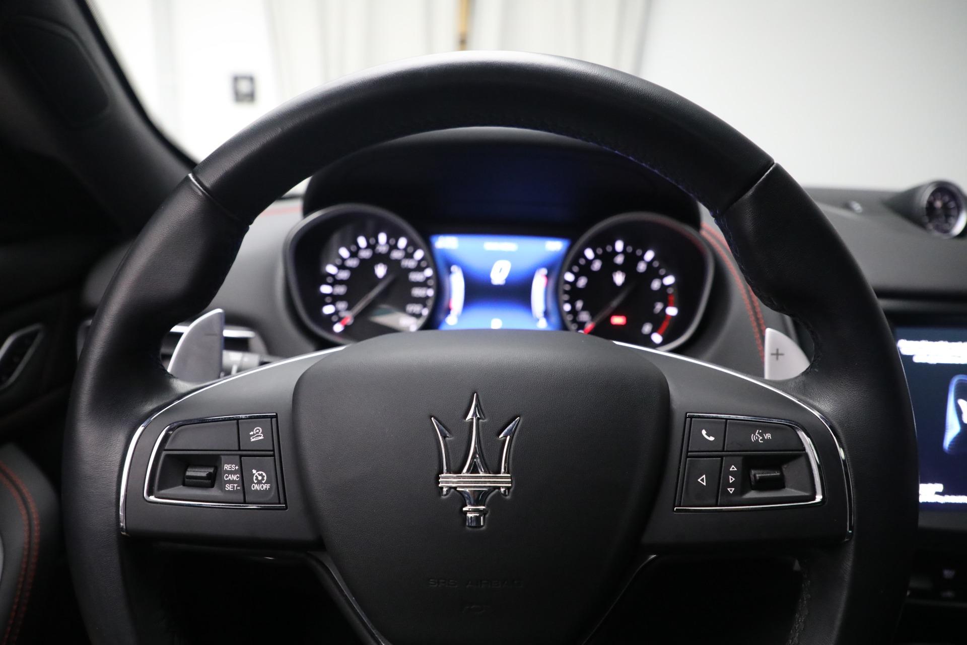 New 2019 Maserati Levante Q4 GranLusso | Greenwich, CT