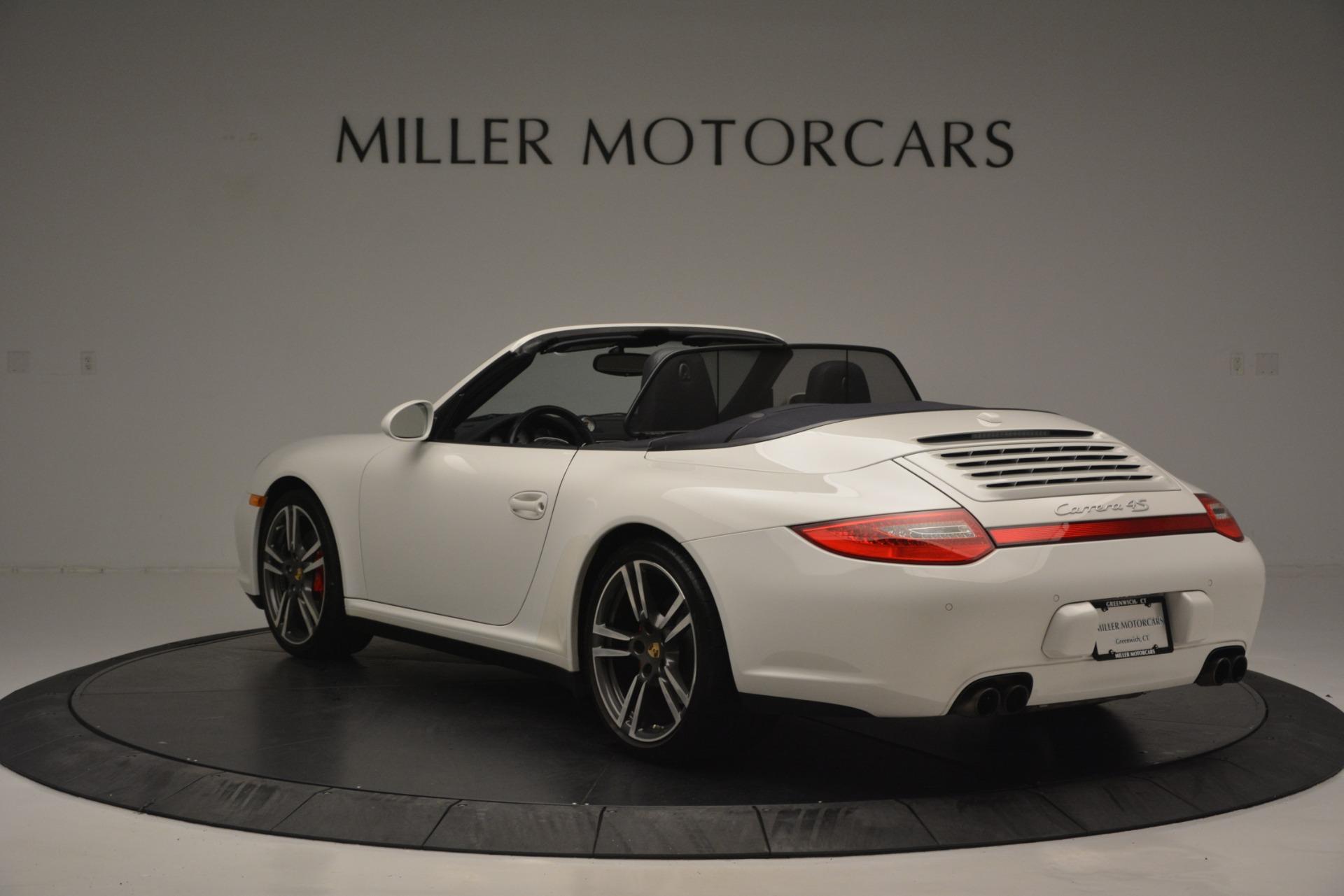 Used 2011 Porsche 911 Carrera 4S | Greenwich, CT