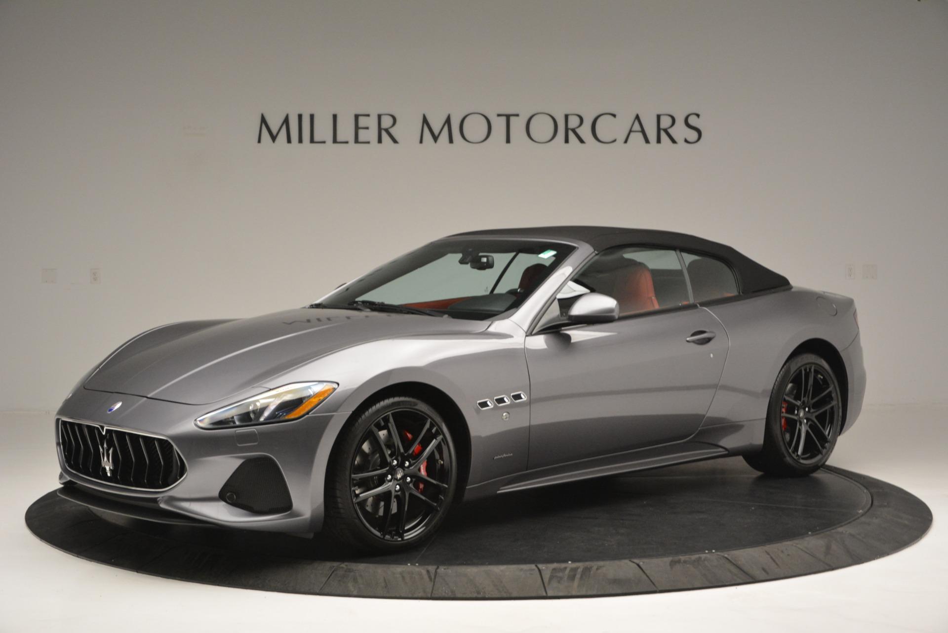Used 2018 Maserati GranTurismo Sport   Greenwich, CT