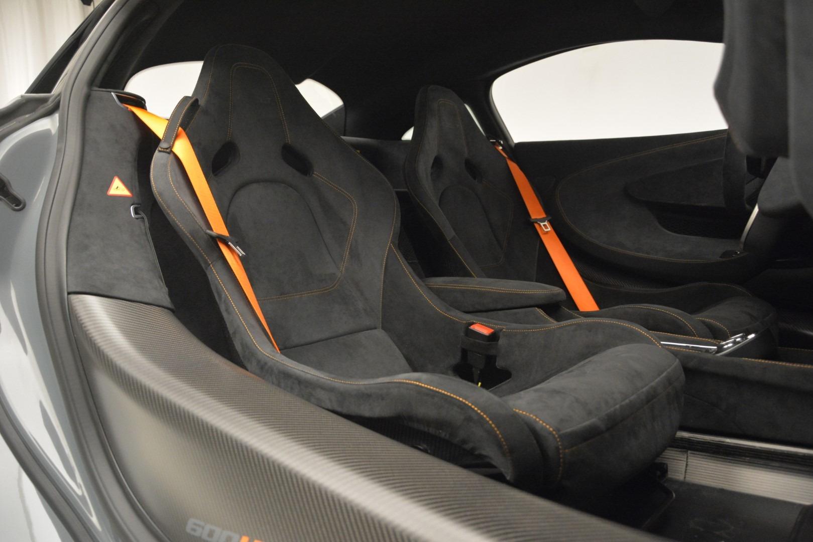 New 2019 McLaren 600LT  | Greenwich, CT