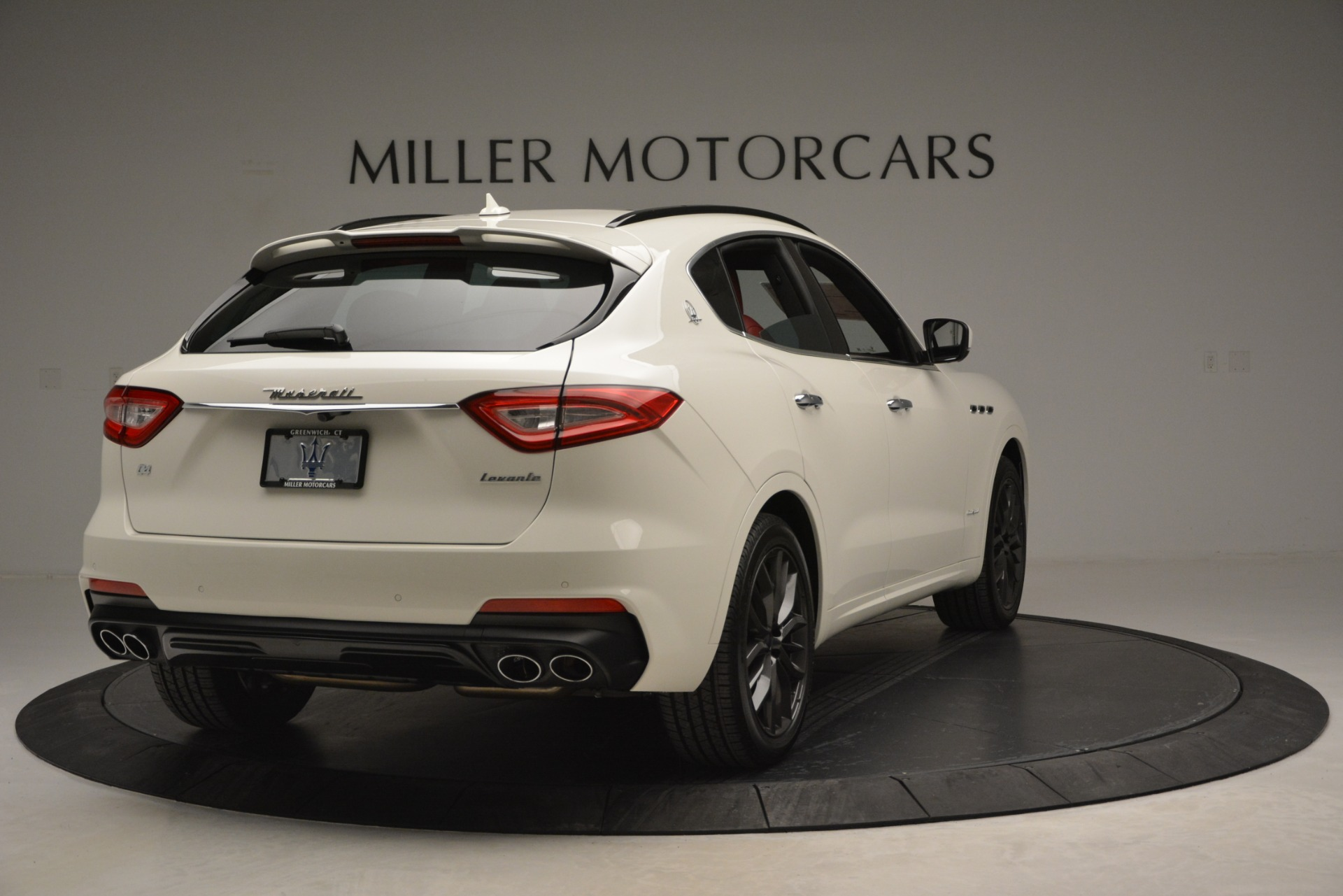 New 2019 Maserati Levante Q4 GranSport | Greenwich, CT