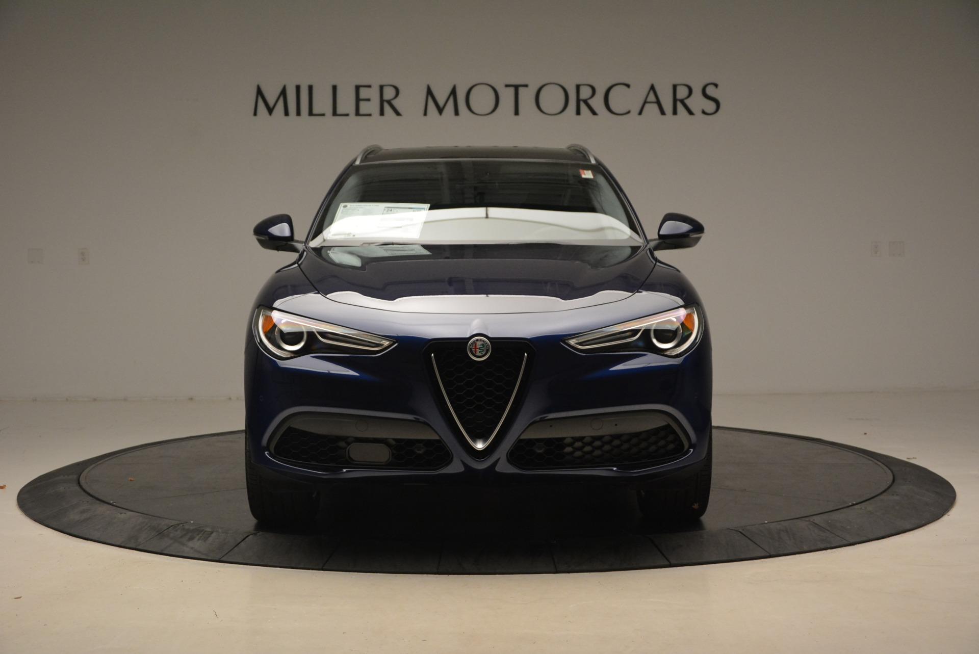 New 2019 Alfa Romeo Stelvio Ti Q4   Greenwich, CT
