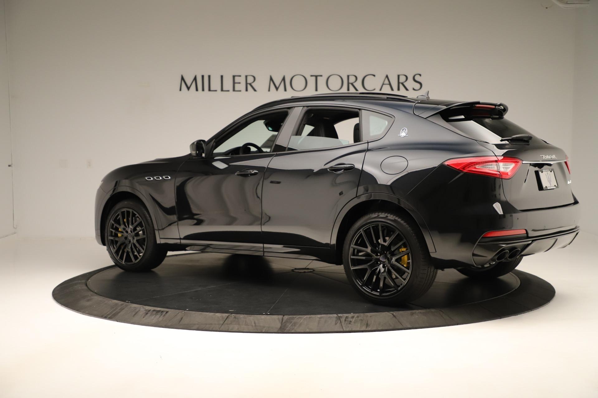 New 2019 Maserati Levante Trofeo   Greenwich, CT