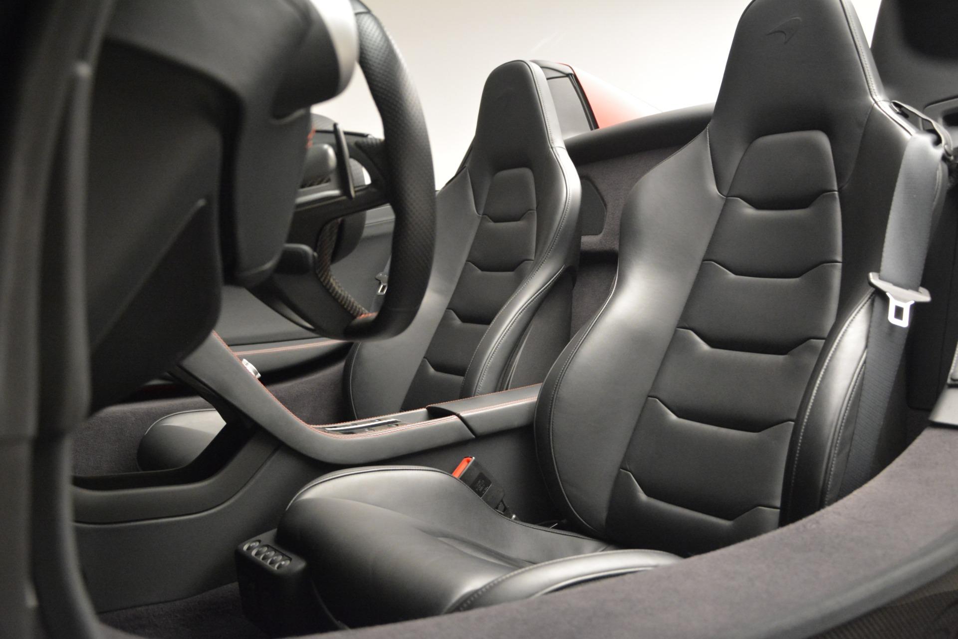 Used 2015 McLaren 650S Spider | Greenwich, CT