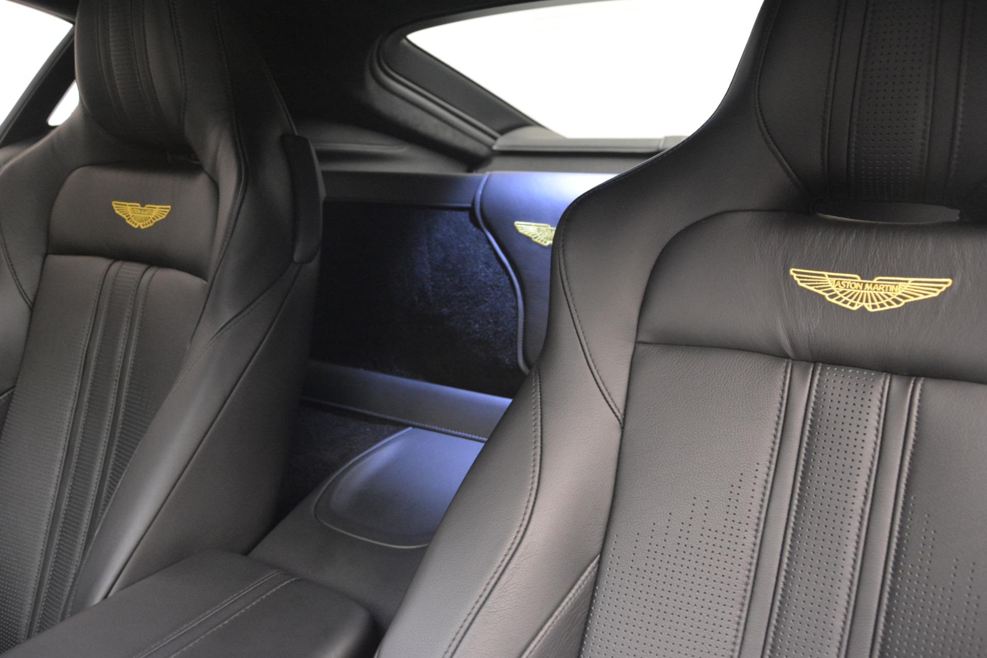 Used 2019 Aston Martin Vantage Coupe   Greenwich, CT