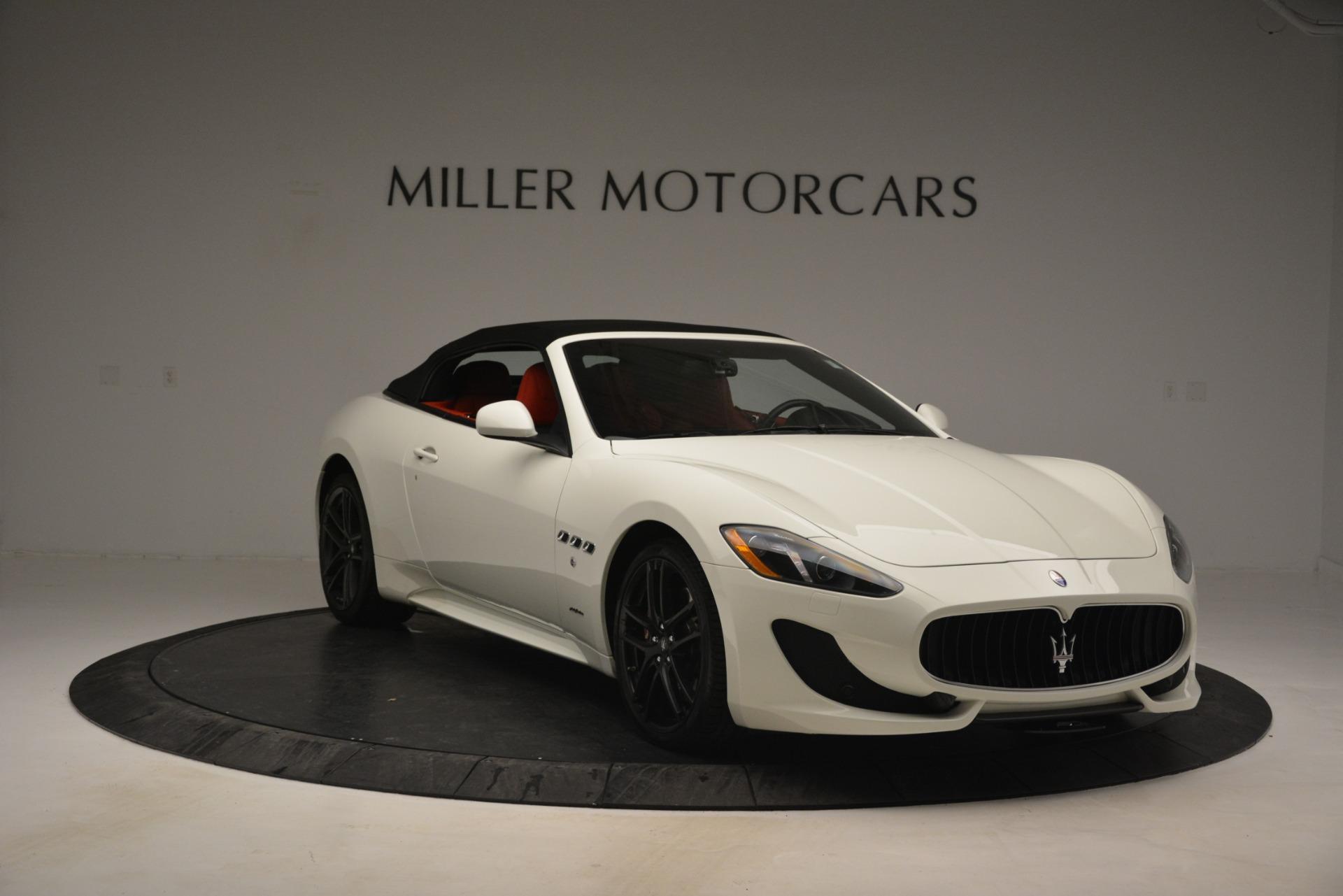 Used 2017 Maserati GranTurismo Sport | Greenwich, CT