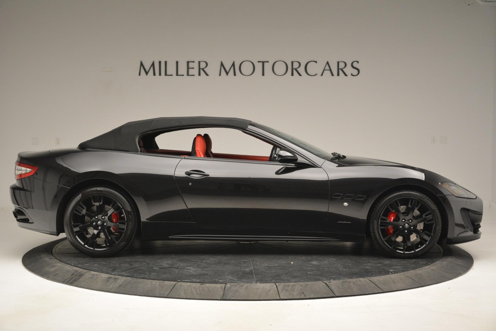 Used 2015 Maserati GranTurismo Sport   Greenwich, CT