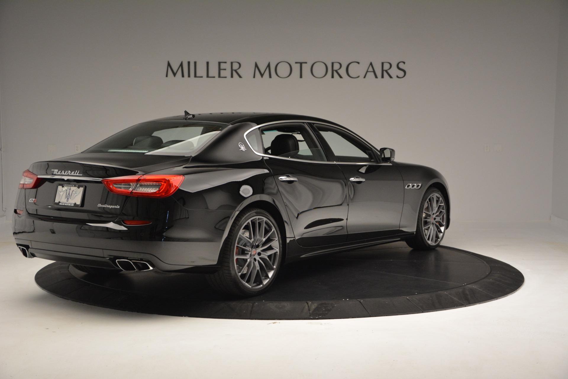 Used 2015 Maserati Quattroporte GTS   Greenwich, CT