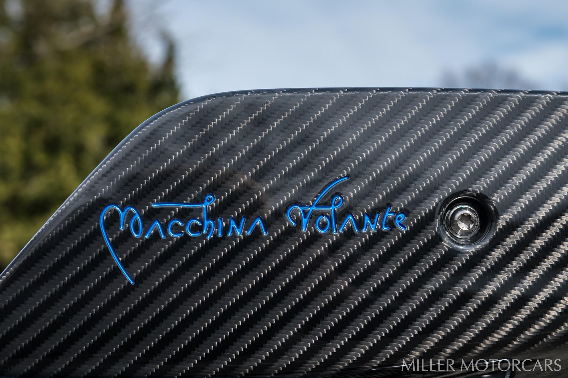 Used 2017 Pagani Huayra BC Macchina Volante | Greenwich, CT