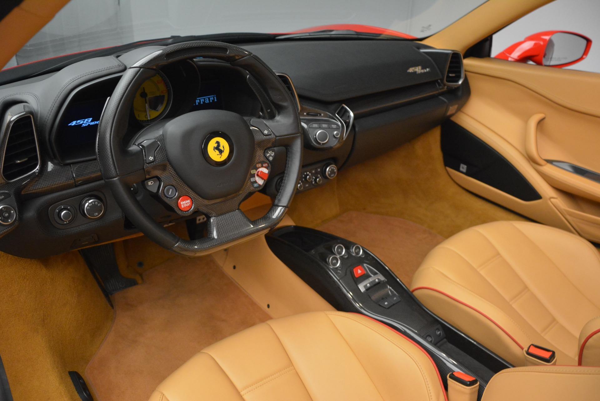 Used 2013 Ferrari 458 Spider  | Greenwich, CT