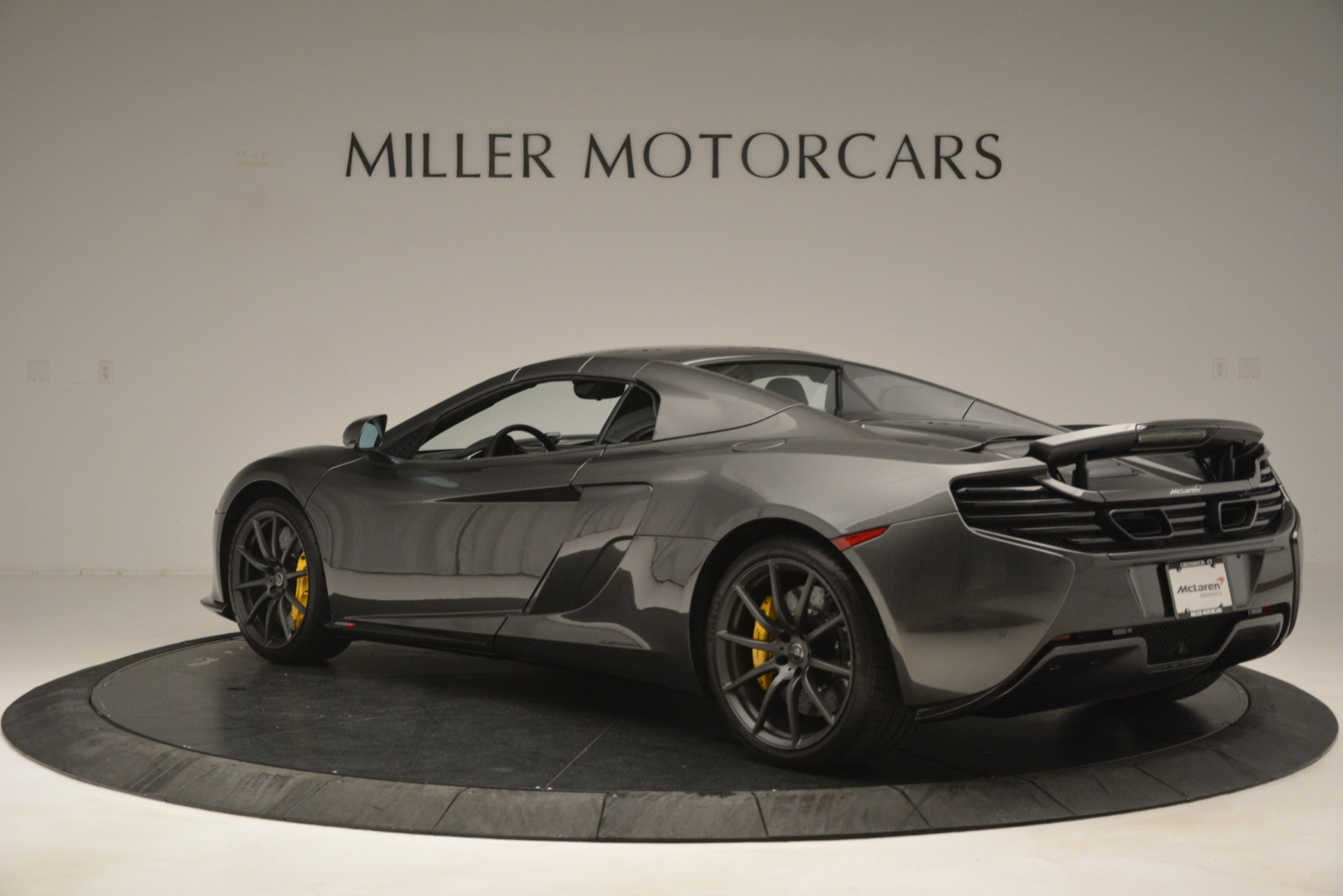 Used 2016 McLaren 650S Spider Convertible | Greenwich, CT