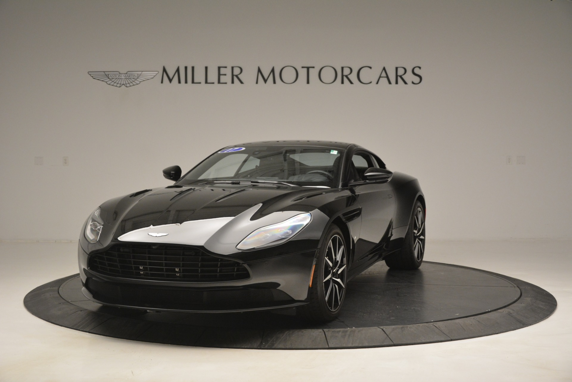 Used 2017 Aston Martin DB11 V12 Coupe   Greenwich, CT