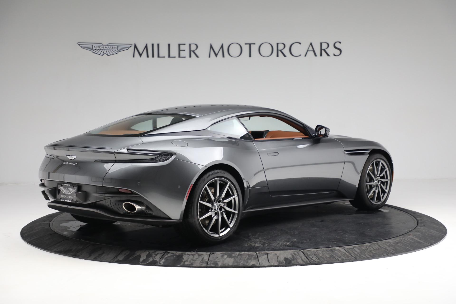 New 2019 Aston Martin DB11 V8 | Greenwich, CT