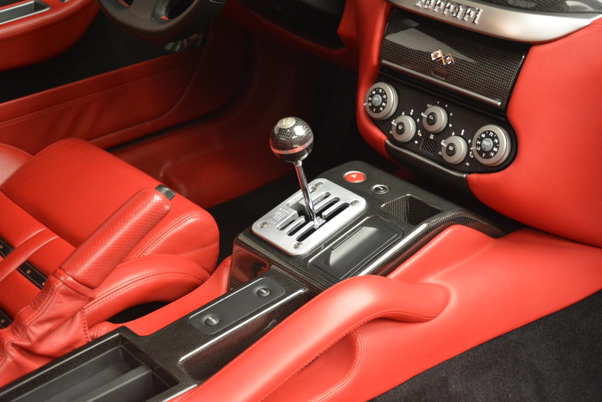 Used 2008 Ferrari 599 GTB Fiorano    Greenwich, CT