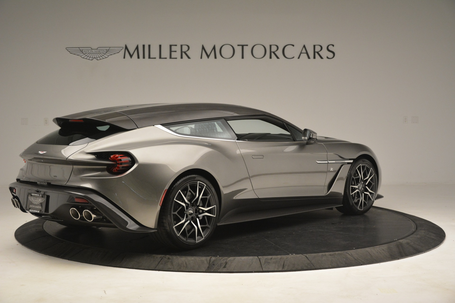 New 2019 Aston Martin Vanquish Zagato Shooting Brake | Greenwich, CT