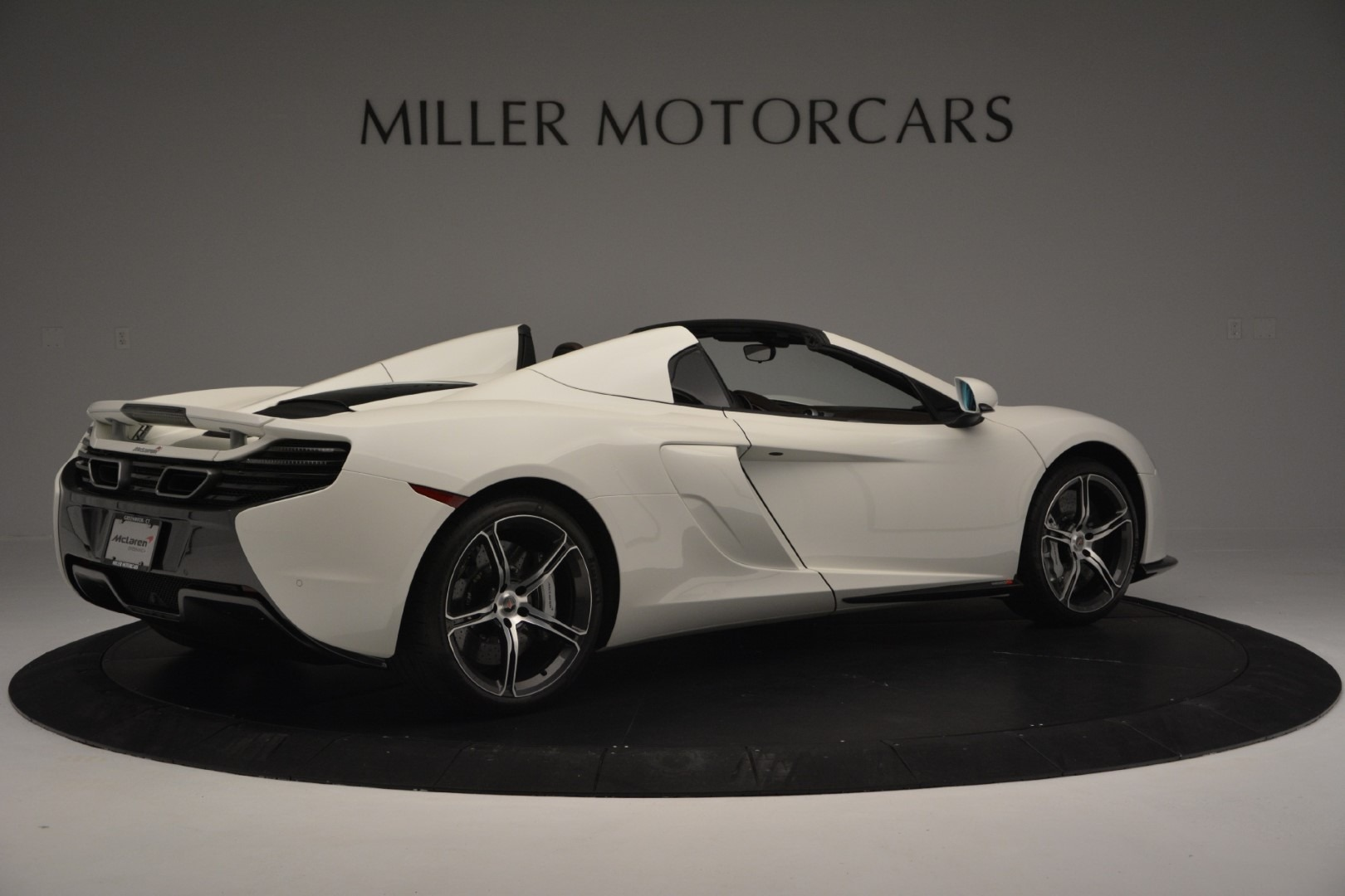Used 2015 McLaren 650S Convertible | Greenwich, CT