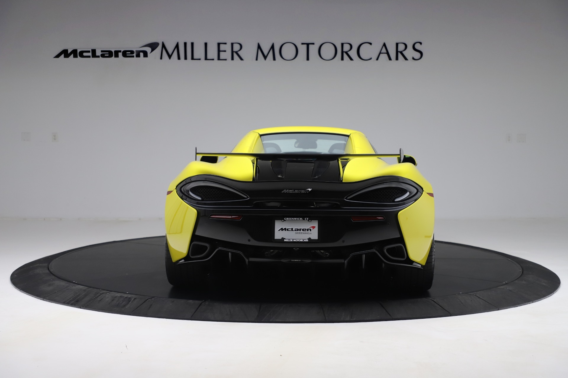New 2019 McLaren 570S Spider   Greenwich, CT