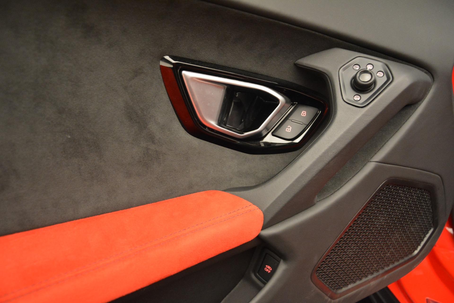 Used 2017 Lamborghini Huracan LP 610-4 Spyder | Greenwich, CT