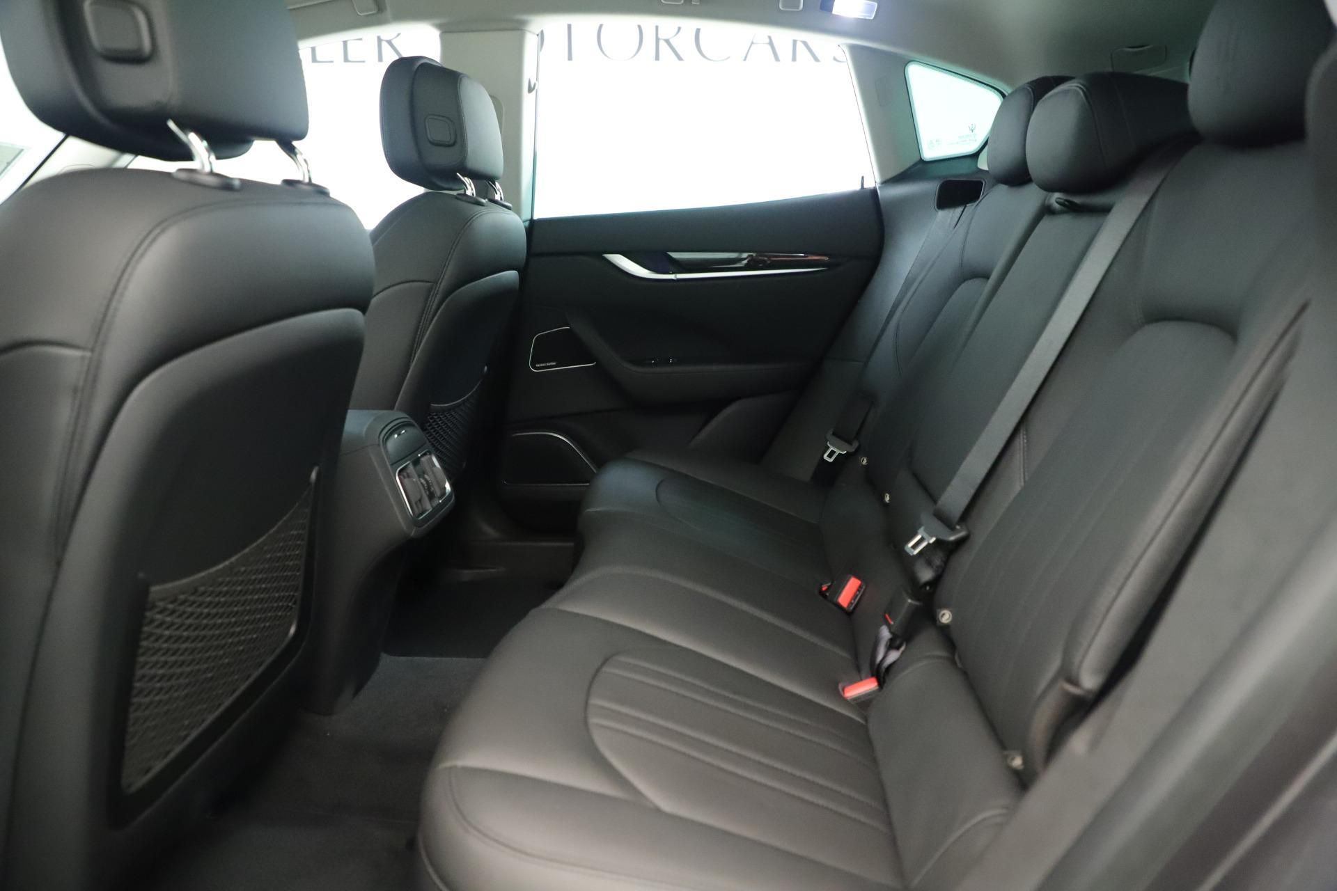 New 2019 Maserati Levante Q4 Nerissimo   Greenwich, CT