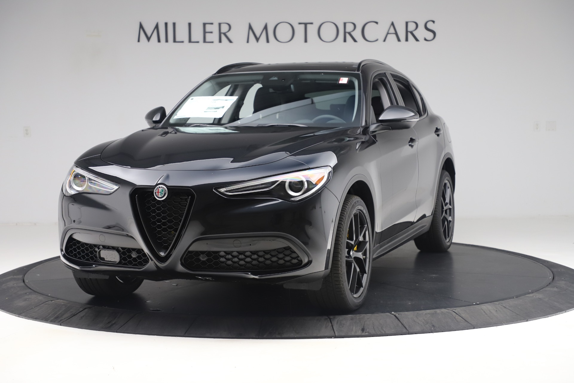 New 2019 Alfa Romeo Stelvio Ti Q4 | Greenwich, CT