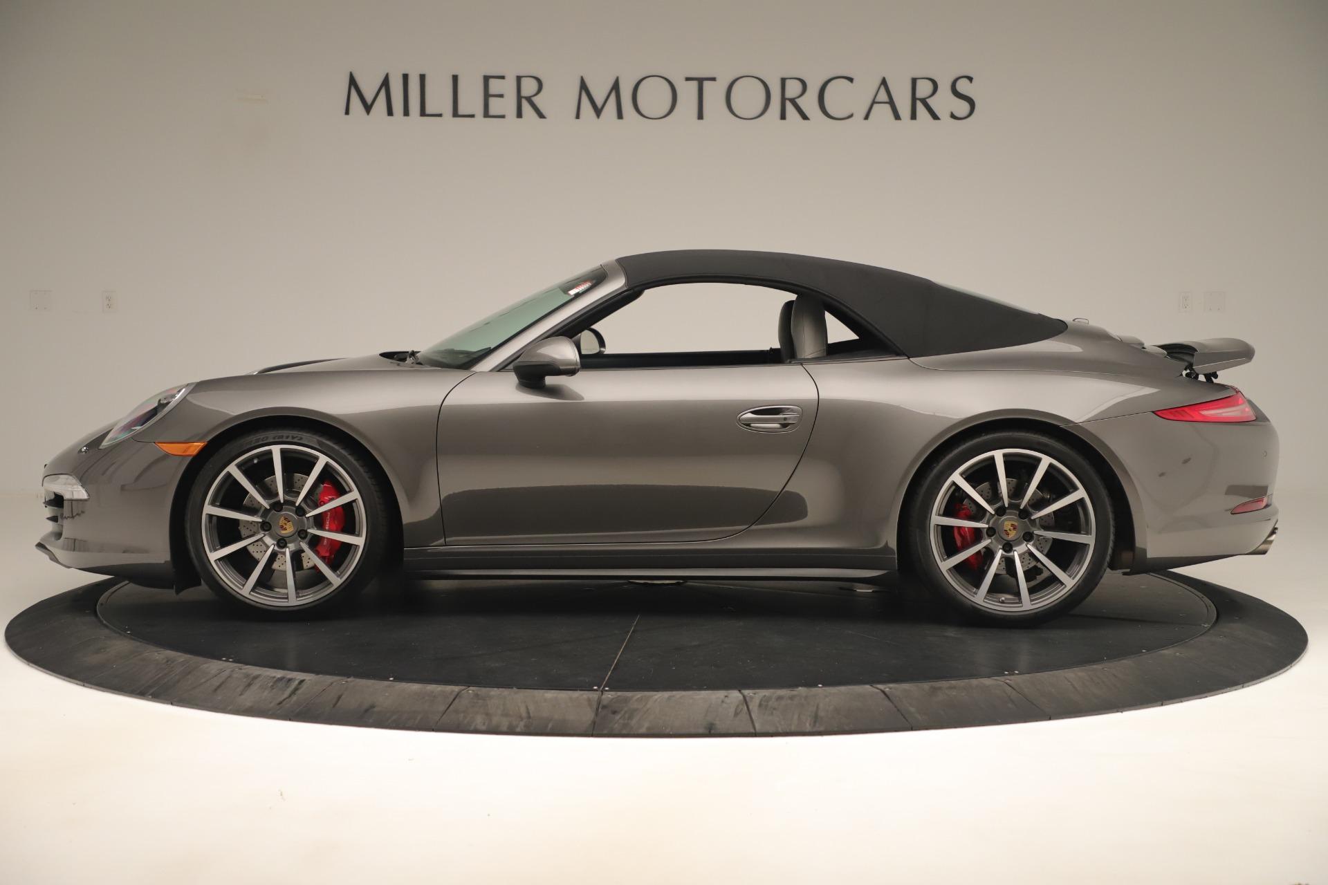 Used 2015 Porsche 911 Carrera 4S | Greenwich, CT