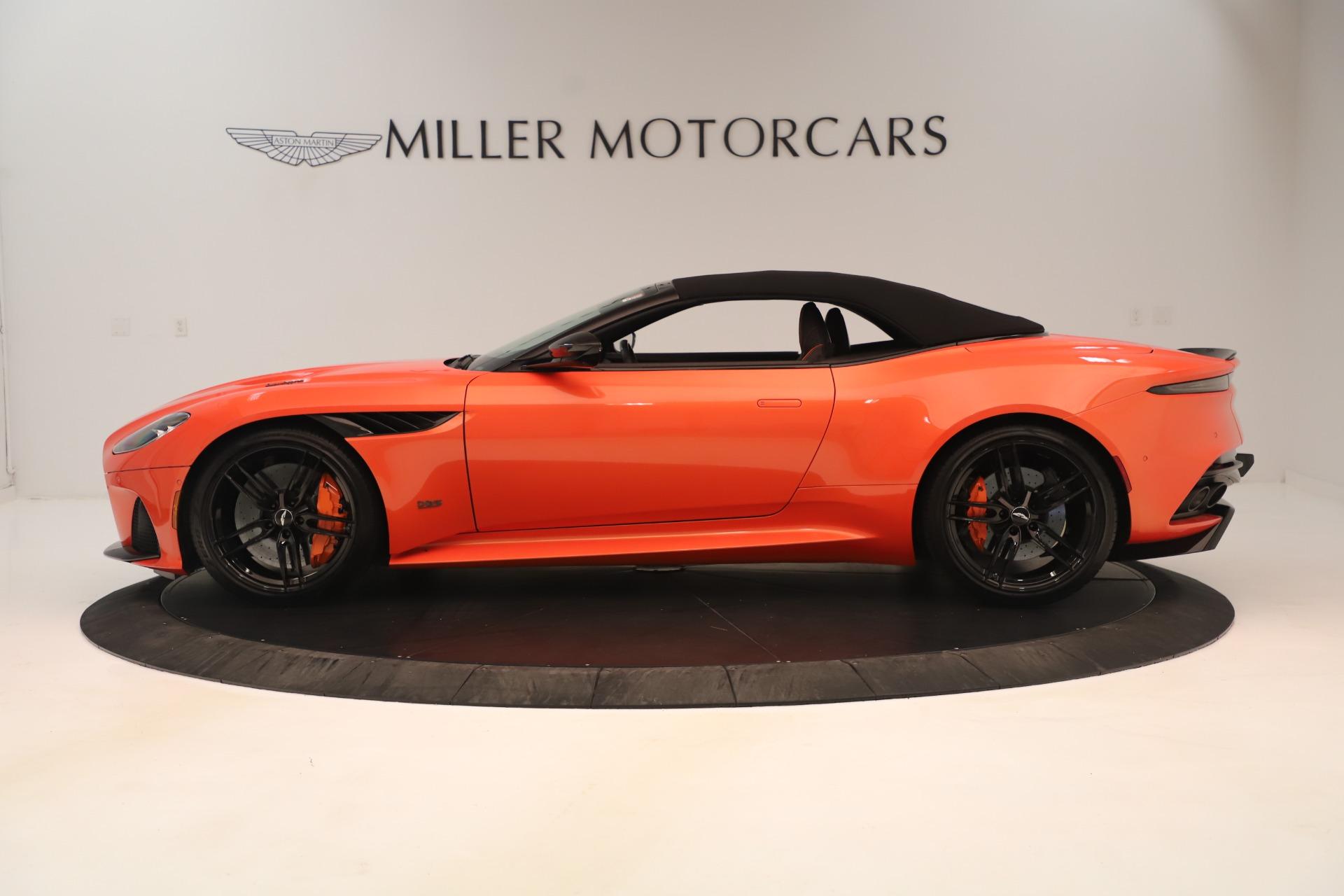 New 2020 Aston Martin DBS Superleggera | Greenwich, CT