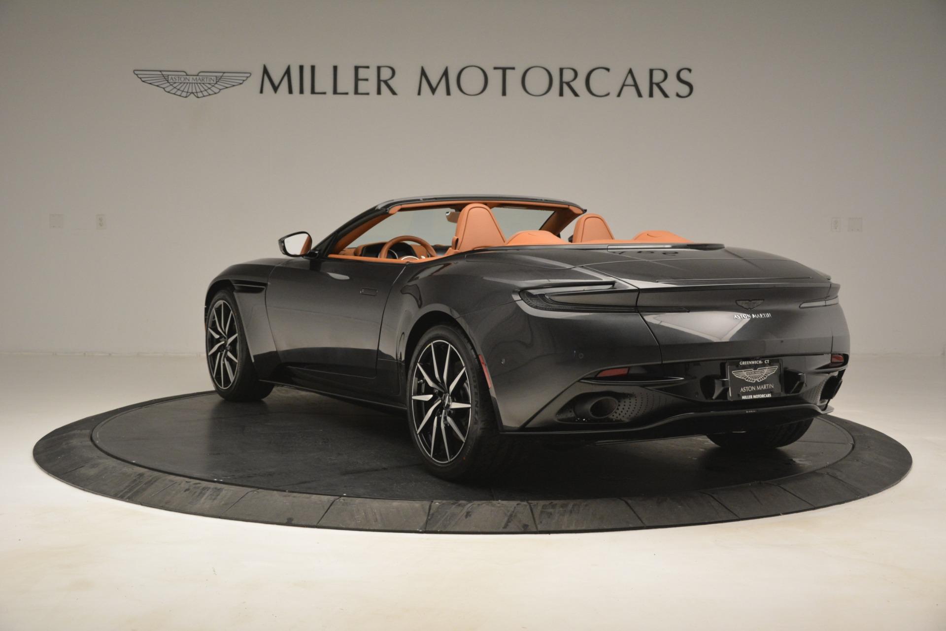 Used 2019 Aston Martin DB11 V8 Volante   Greenwich, CT