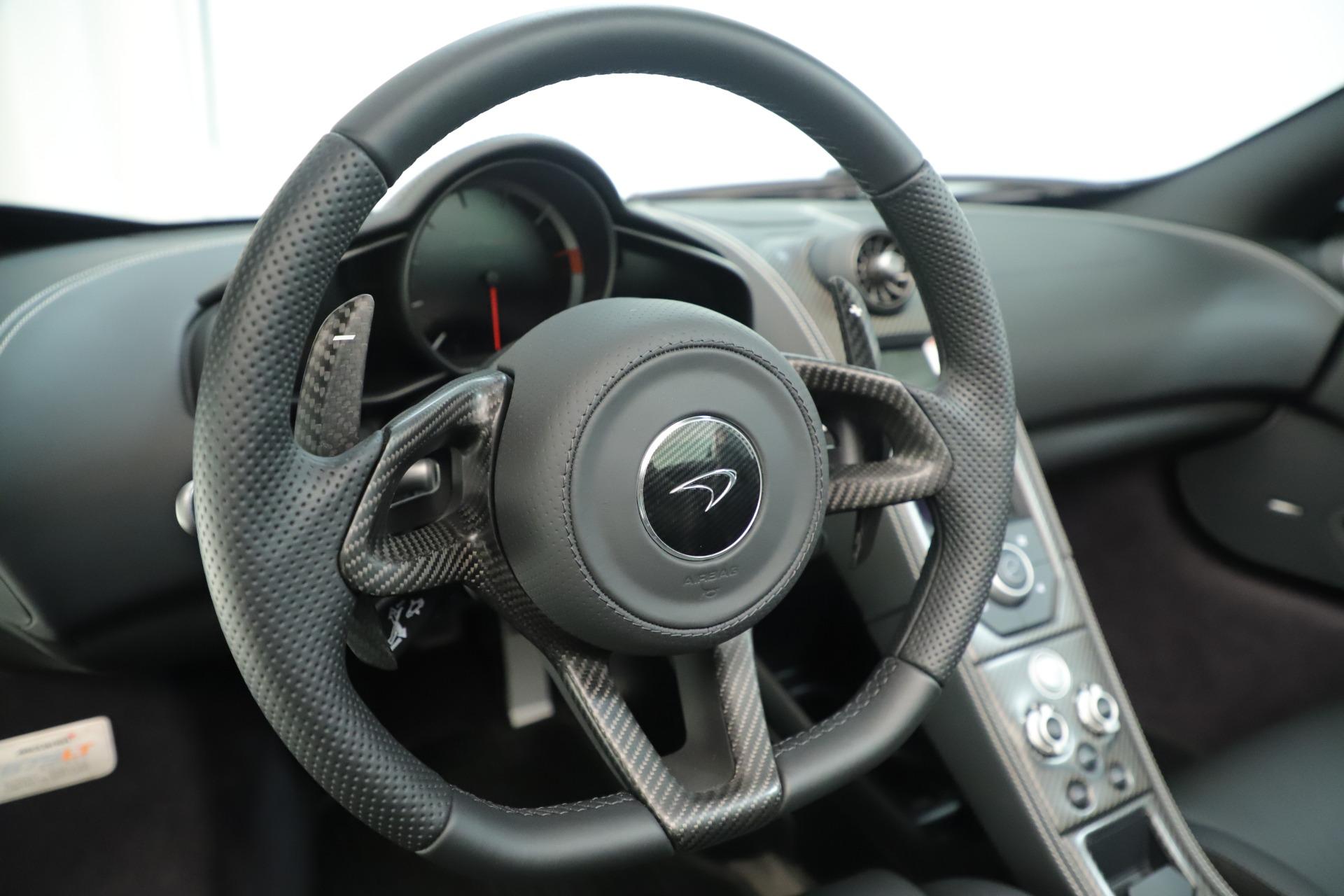 Used 2016 McLaren 675LT Convertible | Greenwich, CT