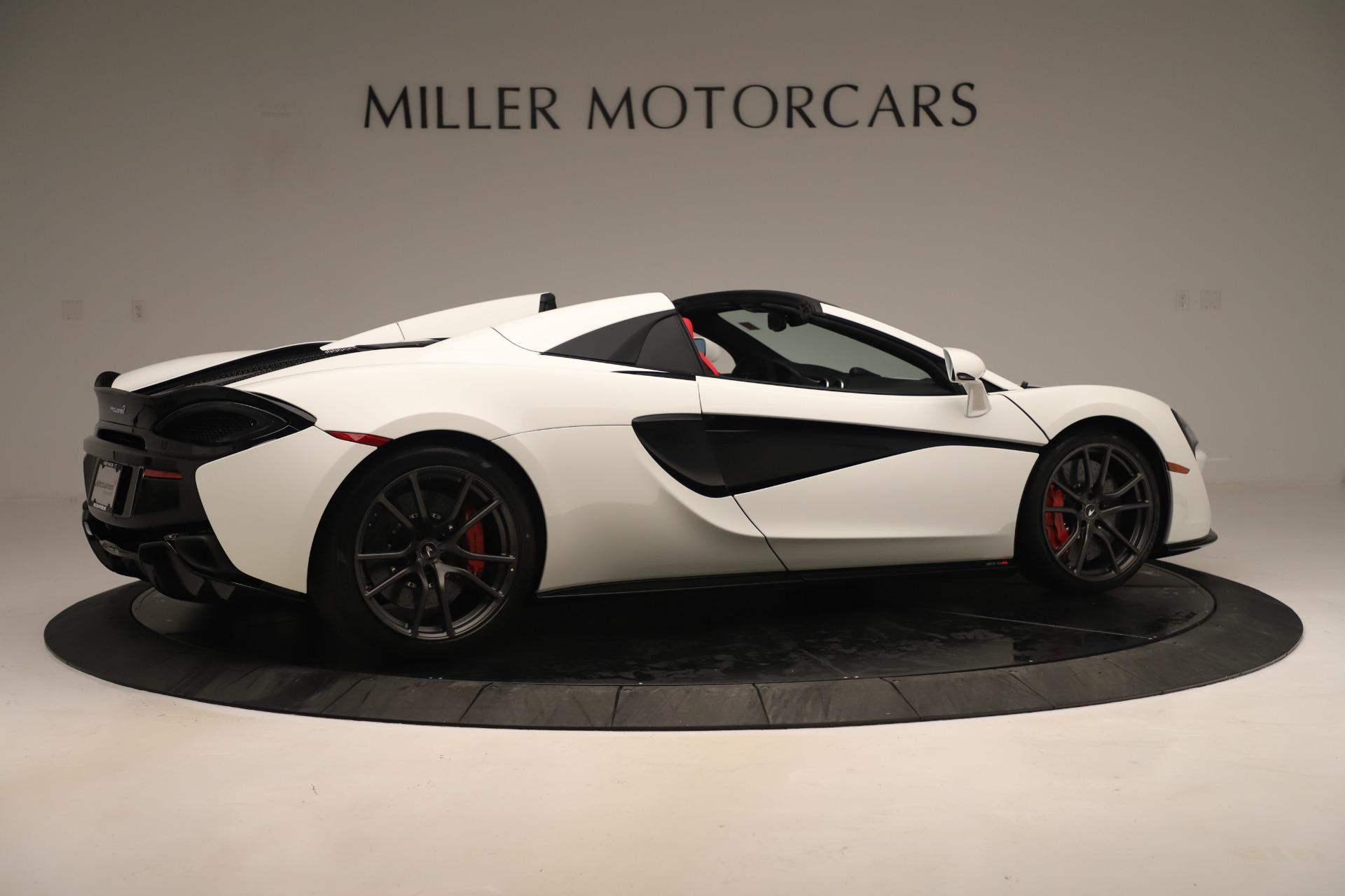 New 2020 McLaren 570S Convertible | Greenwich, CT