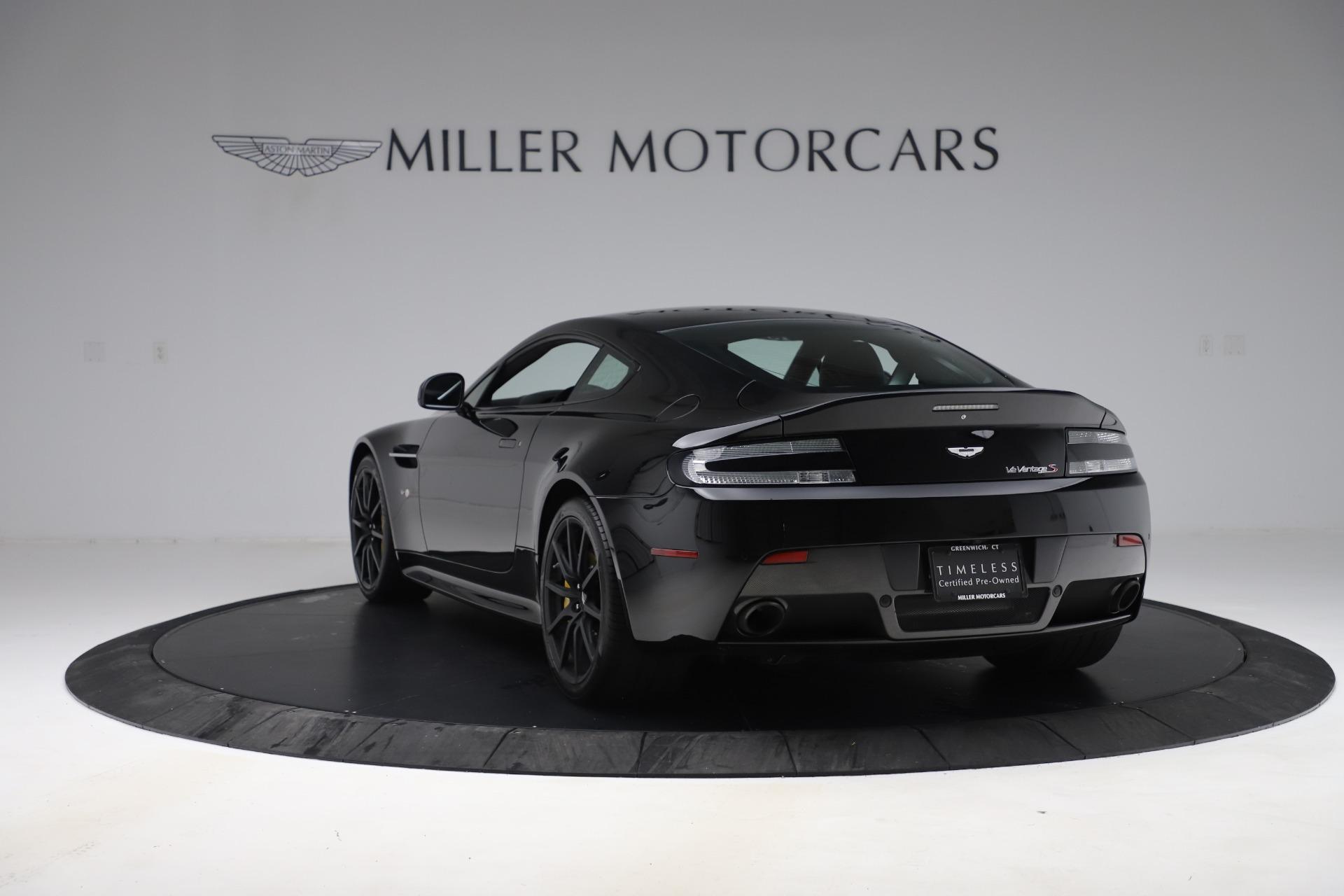 Used 2015 Aston Martin V12 Vantage S Coupe | Greenwich, CT