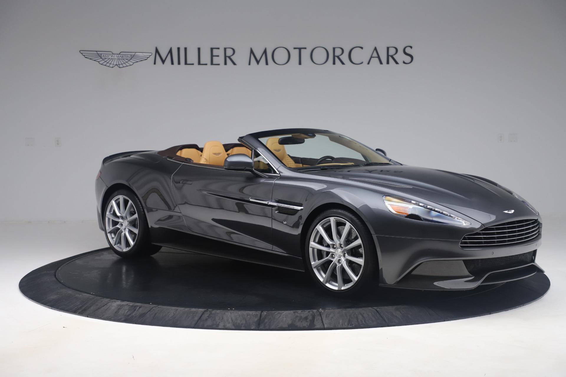 Used 2016 Aston Martin Vanquish Volante | Greenwich, CT