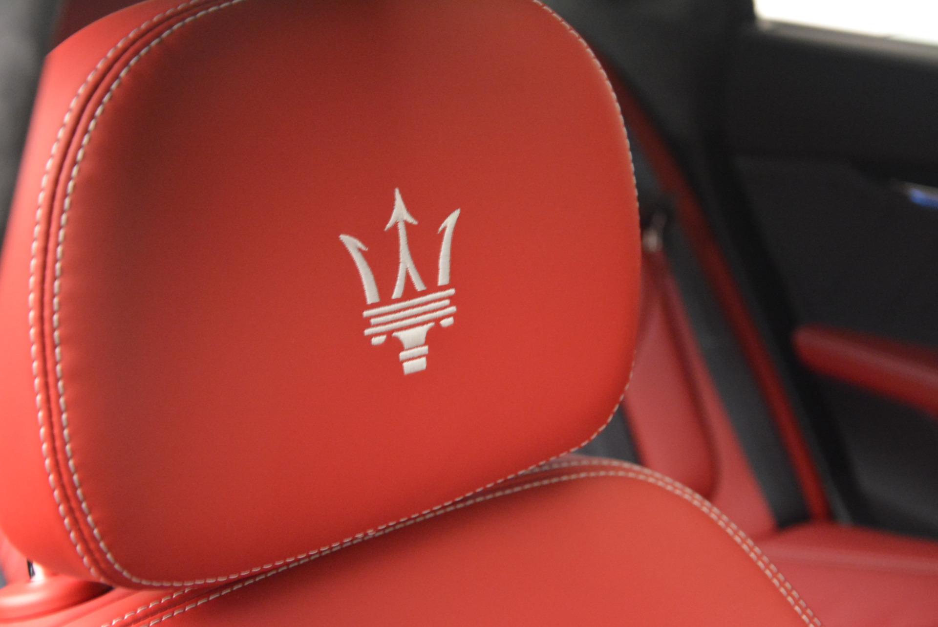 New 2017 Maserati Quattroporte S Q4 GranLusso   Greenwich, CT