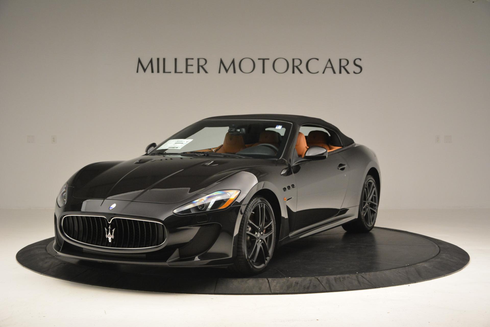 New 2017 Maserati GranTurismo MC | Greenwich, CT