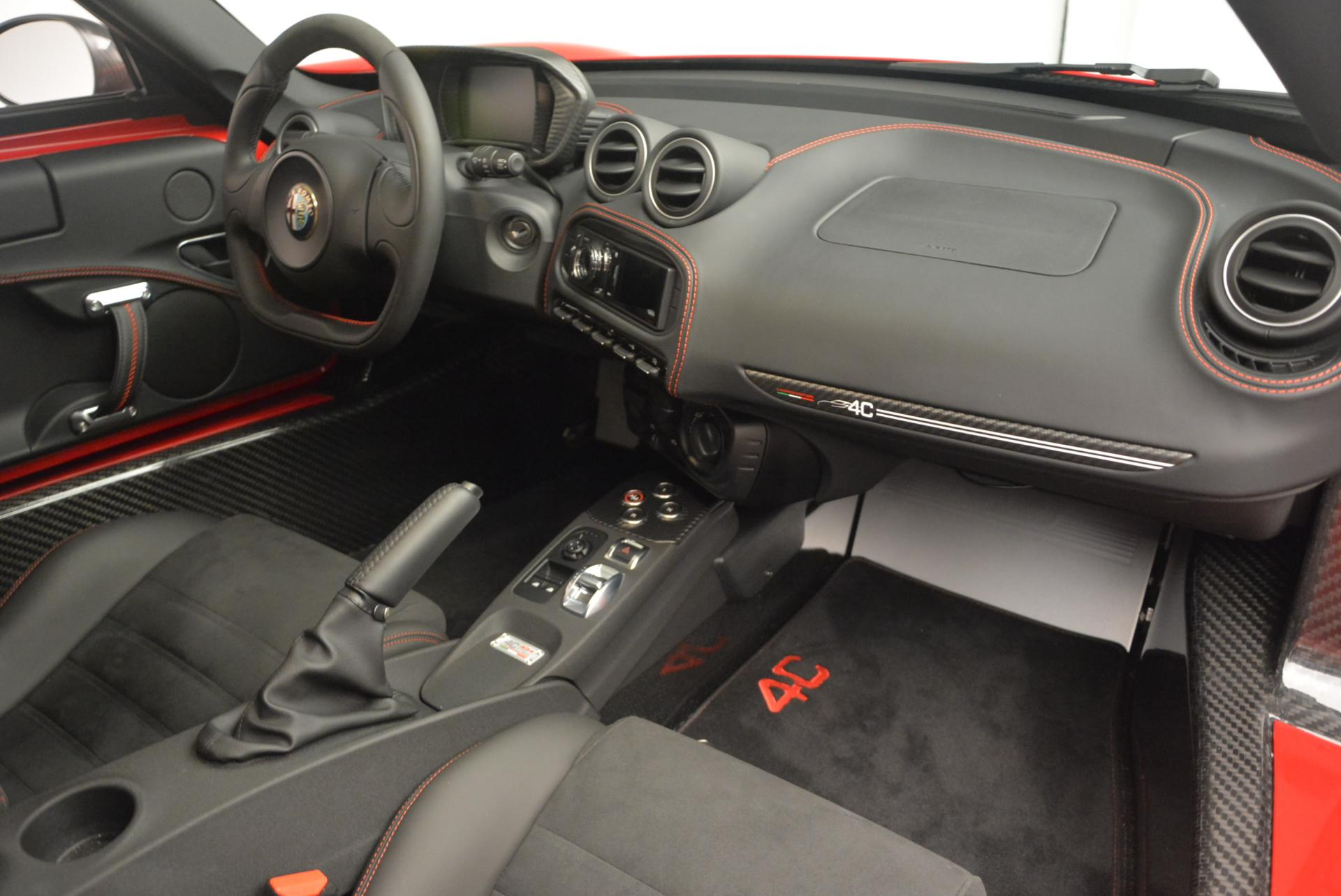 Used 2015 Alfa Romeo 4C Launch Edition | Greenwich, CT