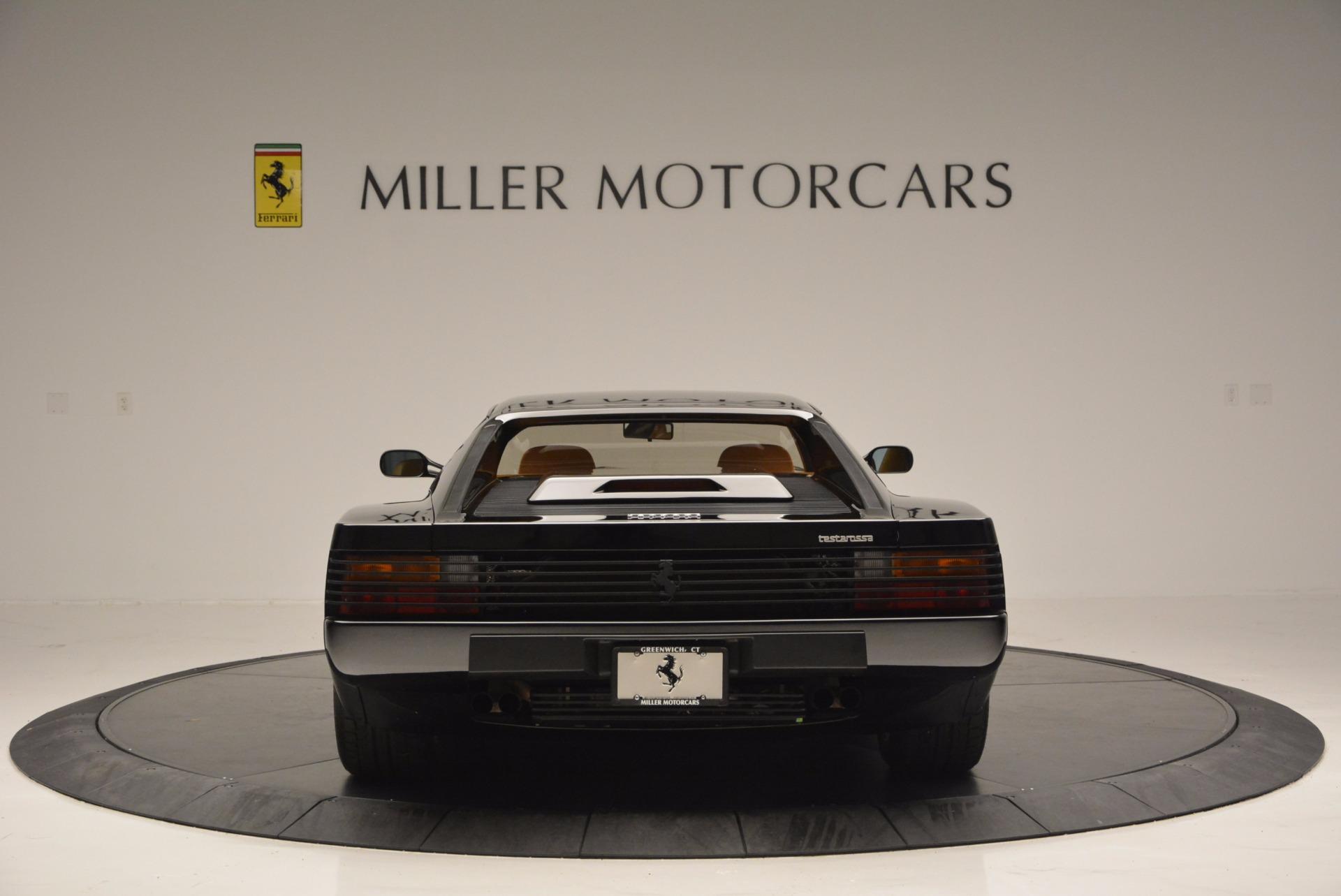 Used 1989 Ferrari Testarossa  | Greenwich, CT
