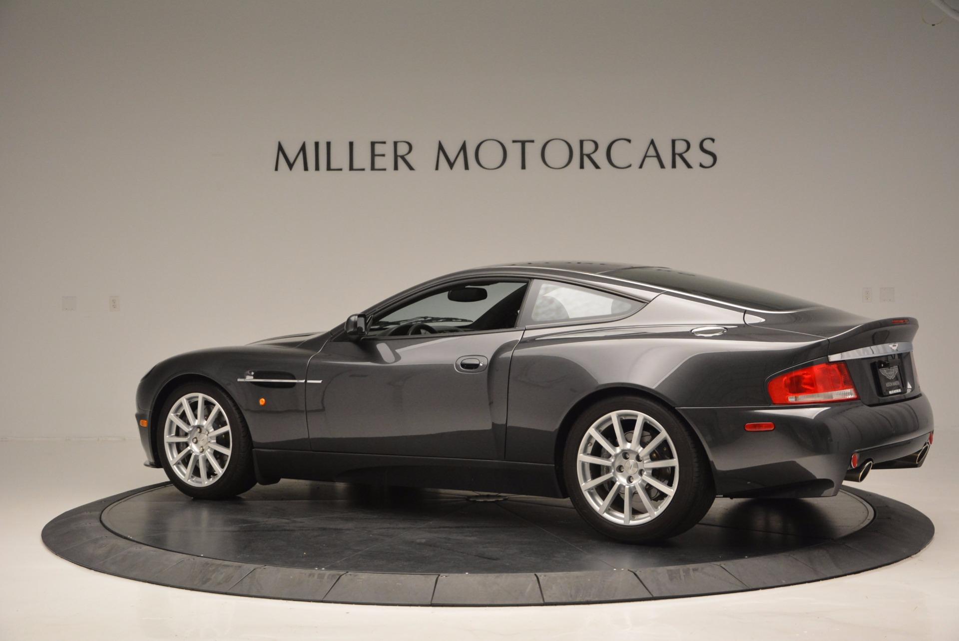 Used 2005 Aston Martin V12 Vanquish S | Greenwich, CT