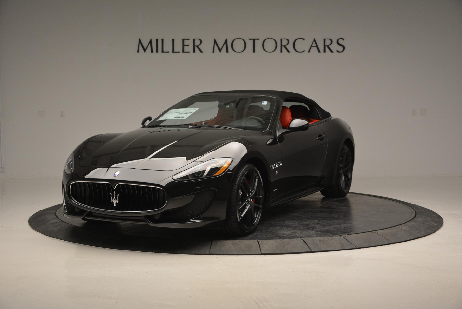 New 2017 Maserati GranTurismo Cab Sport | Greenwich, CT