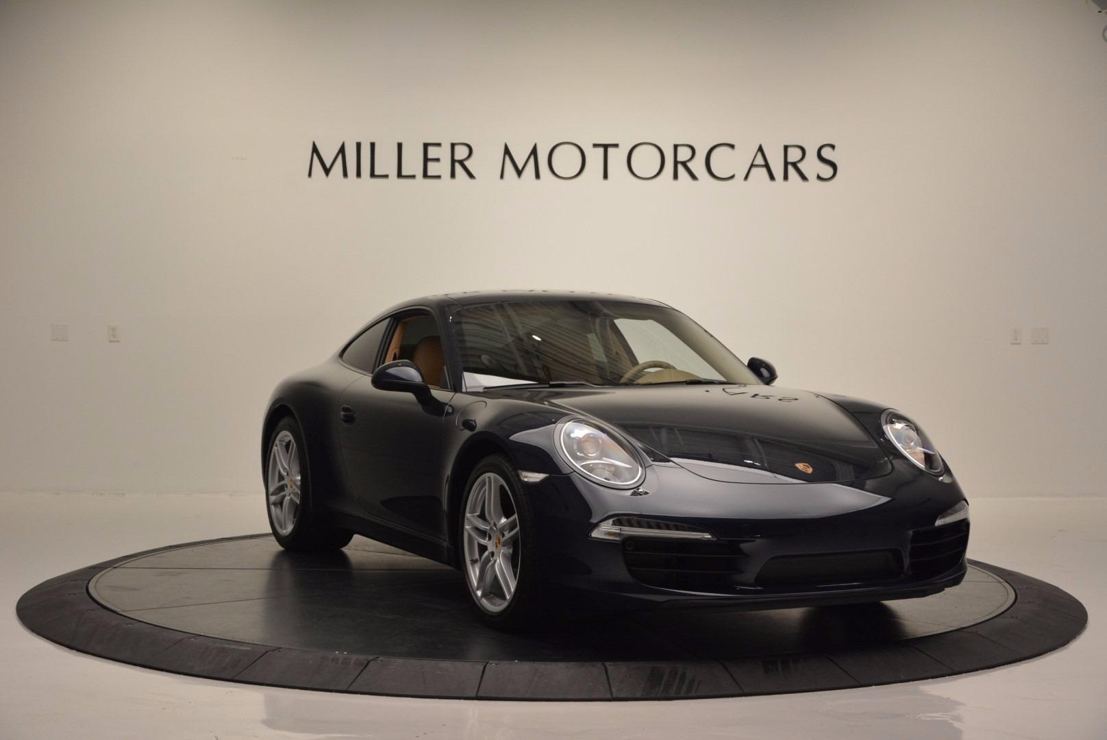 Used 2014 Porsche 911 Carrera | Greenwich, CT